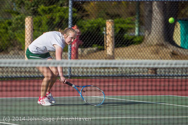 22144 Girls Tennis v CWA 042914