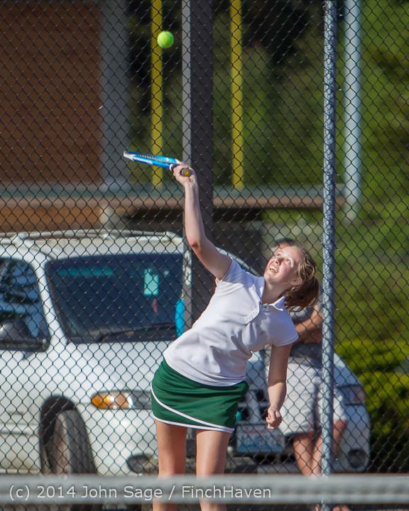 22147 Girls Tennis v CWA 042914