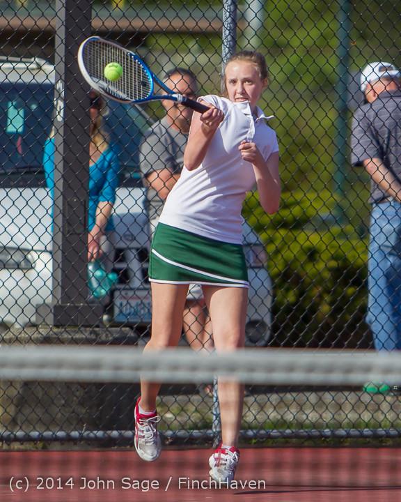 22153 Girls Tennis v CWA 042914