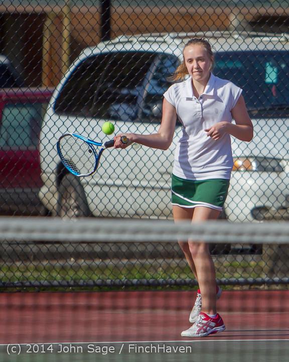 22156 Girls Tennis v CWA 042914
