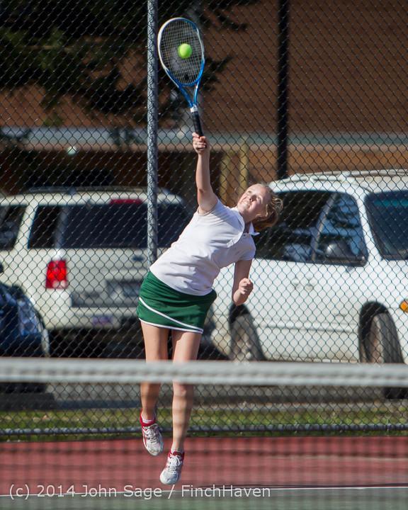 22172 Girls Tennis v CWA 042914