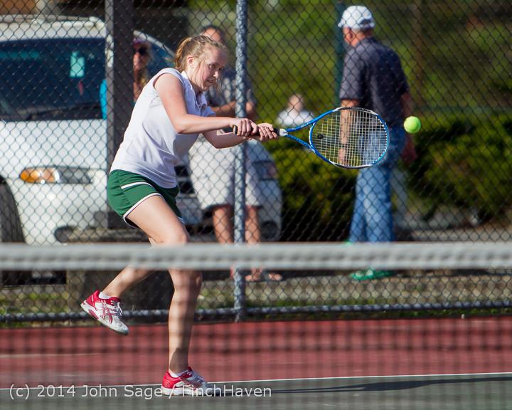 22174 Girls Tennis v CWA 042914
