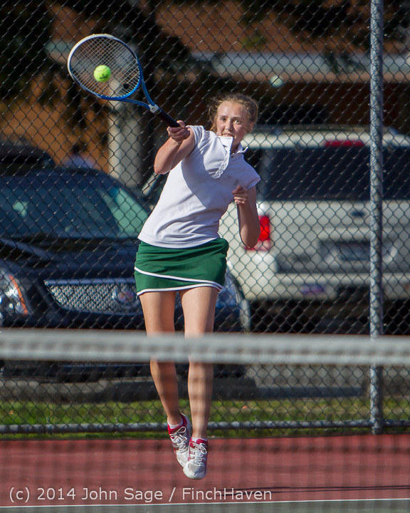 22180 Girls Tennis v CWA 042914