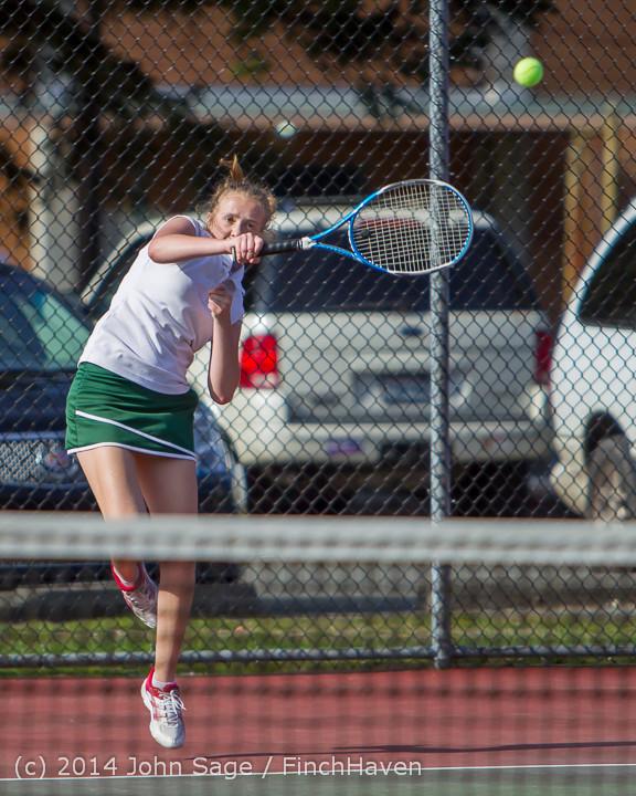 22181 Girls Tennis v CWA 042914