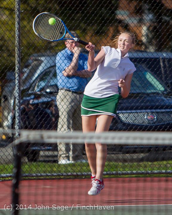 22183 Girls Tennis v CWA 042914