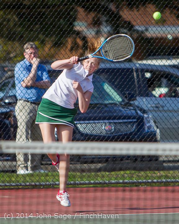 22184 Girls Tennis v CWA 042914