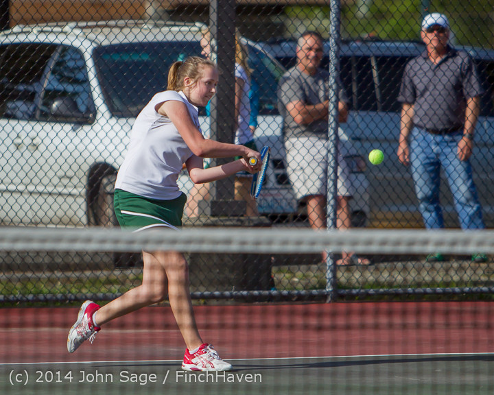 22186 Girls Tennis v CWA 042914