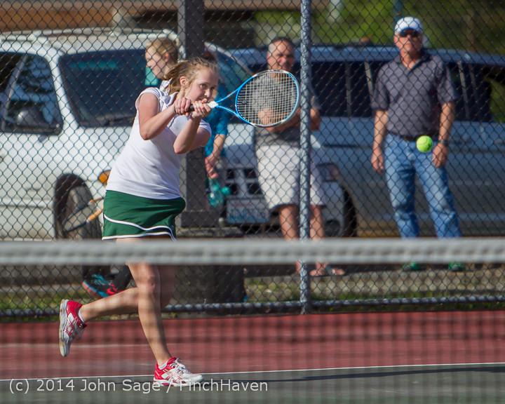 22187 Girls Tennis v CWA 042914