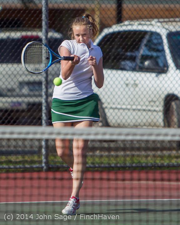 22191 Girls Tennis v CWA 042914