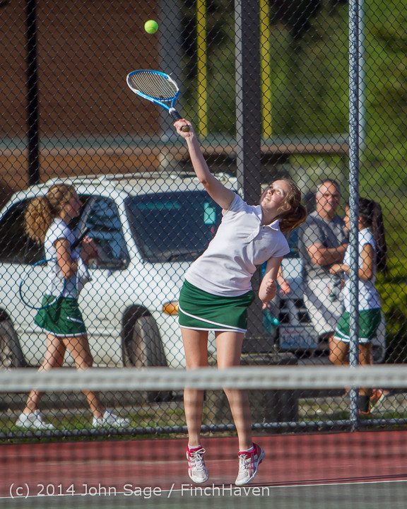 22194 Girls Tennis v CWA 042914