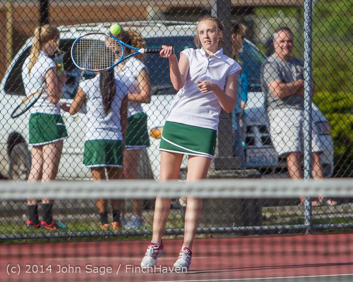 22207 Girls Tennis v CWA 042914