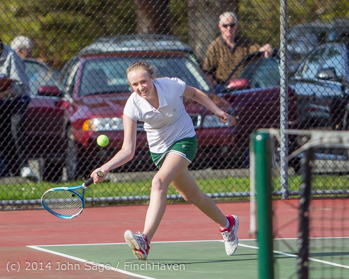 22210 Girls Tennis v CWA 042914