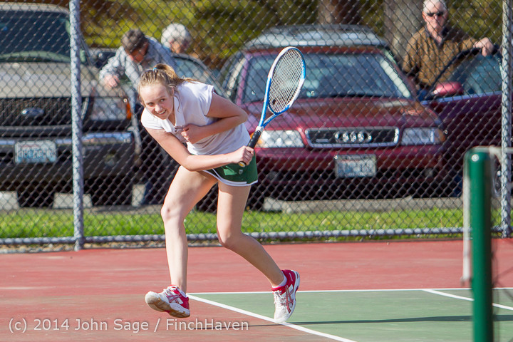 22213 Girls Tennis v CWA 042914