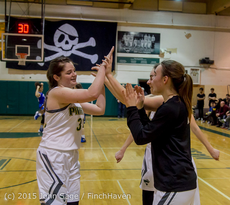 21004 Girls Varsity Basketball v Casc-Chr 020516