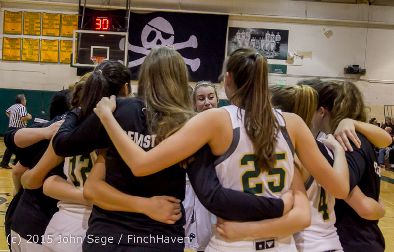 21079 Girls Varsity Basketball v Casc-Chr 020516