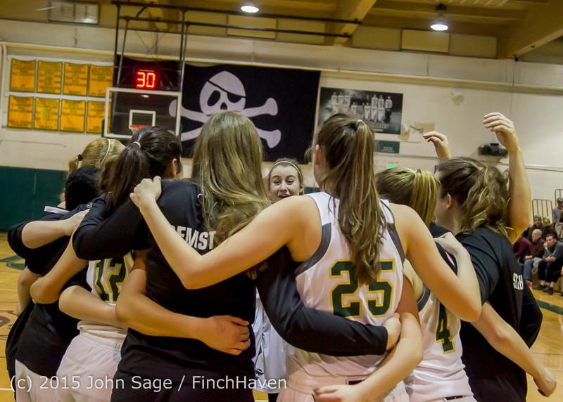 21083 Girls Varsity Basketball v Casc-Chr 020516