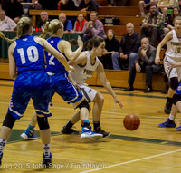 21196 Girls Varsity Basketball v Casc-Chr 020516