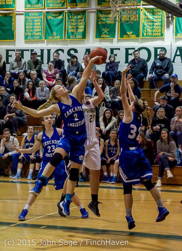 21202 Girls Varsity Basketball v Casc-Chr 020516