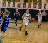 21427 Girls Varsity Basketball v Casc-Chr 020516