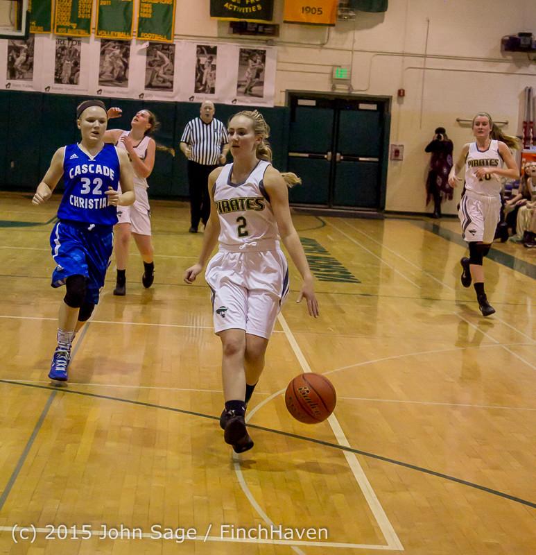 21434 Girls Varsity Basketball v Casc-Chr 020516
