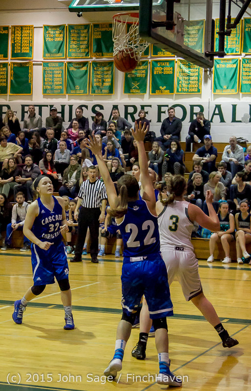 21513 Girls Varsity Basketball v Casc-Chr 020516