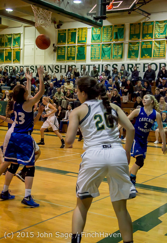 21531 Girls Varsity Basketball v Casc-Chr 020516