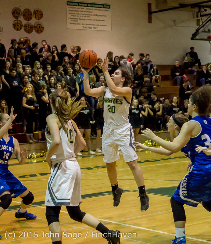 21576 Girls Varsity Basketball v Casc-Chr 020516