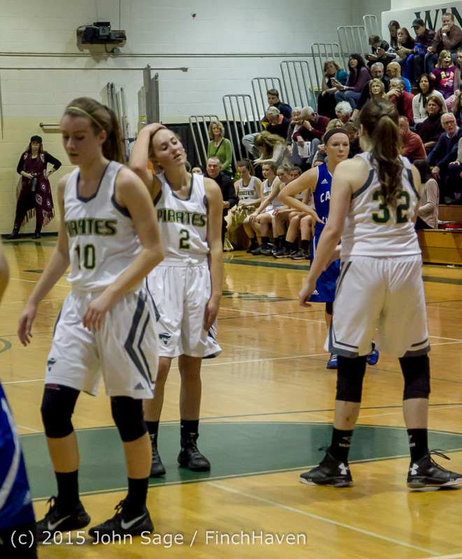 21711 Girls Varsity Basketball v Casc-Chr 020516