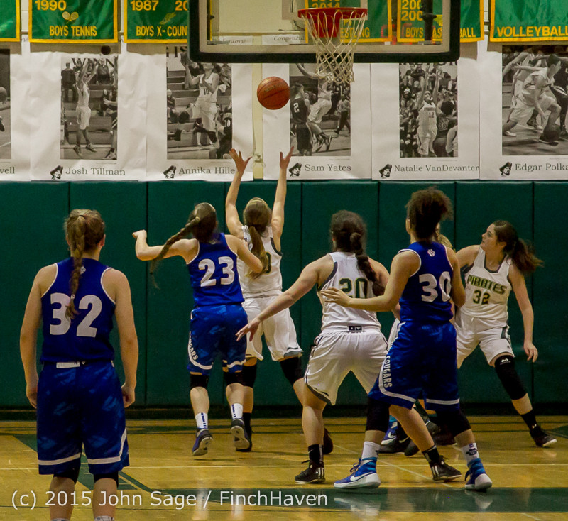 21784 Girls Varsity Basketball v Casc-Chr 020516