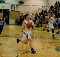 22125 Girls Varsity Basketball v Casc-Chr 020516