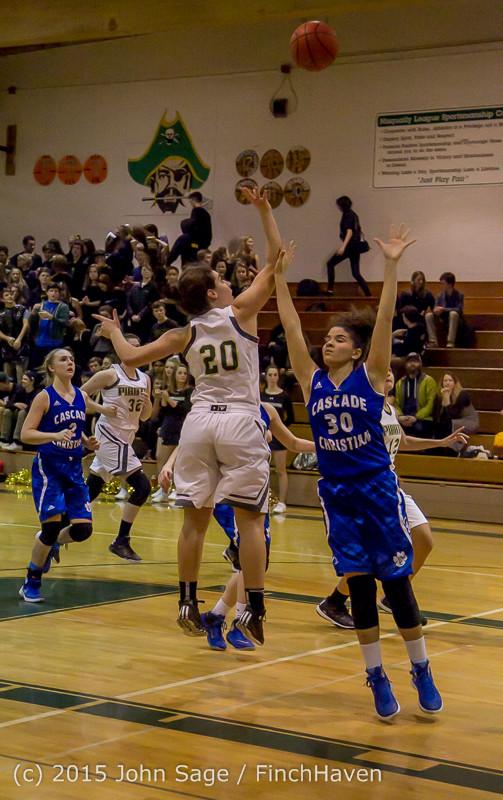 22132 Girls Varsity Basketball v Casc-Chr 020516