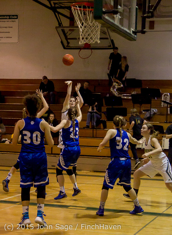 22150 Girls Varsity Basketball v Casc-Chr 020516