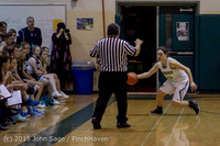 22158 Girls Varsity Basketball v Casc-Chr 020516