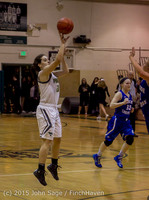 22166 Girls Varsity Basketball v Casc-Chr 020516