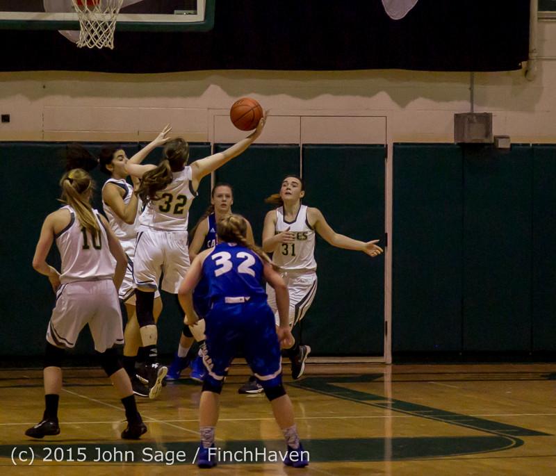 22195 Girls Varsity Basketball v Casc-Chr 020516