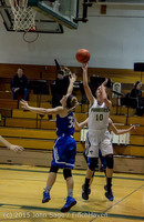 22206 Girls Varsity Basketball v Casc-Chr 020516