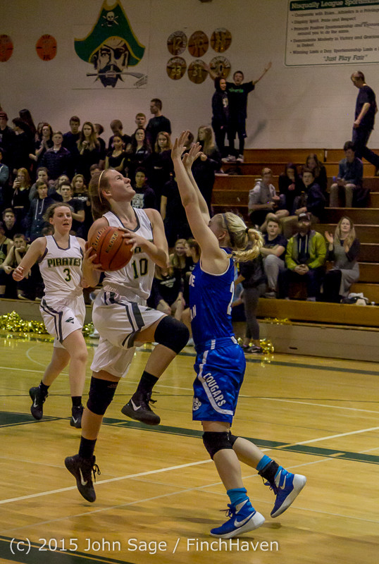 22275 Girls Varsity Basketball v Casc-Chr 020516