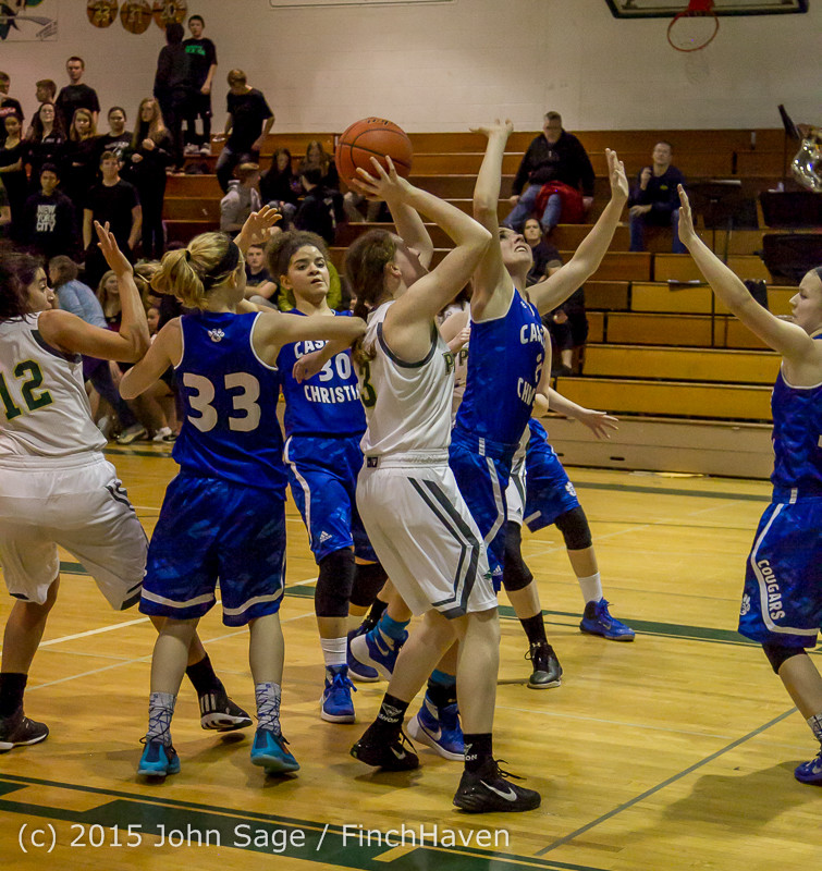 22299 Girls Varsity Basketball v Casc-Chr 020516