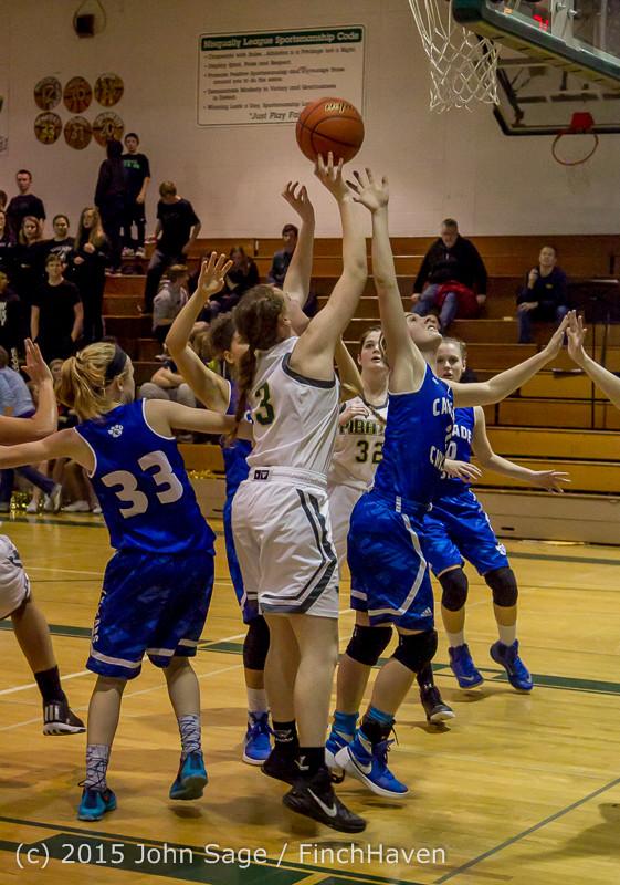 22300 Girls Varsity Basketball v Casc-Chr 020516