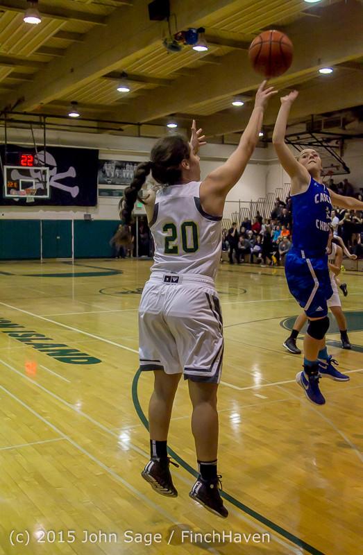 22329 Girls Varsity Basketball v Casc-Chr 020516