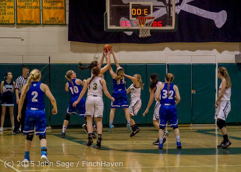 22393 Girls Varsity Basketball v Casc-Chr 020516