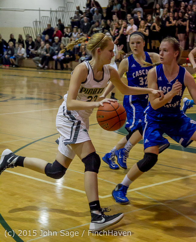 22452 Girls Varsity Basketball v Casc-Chr 020516