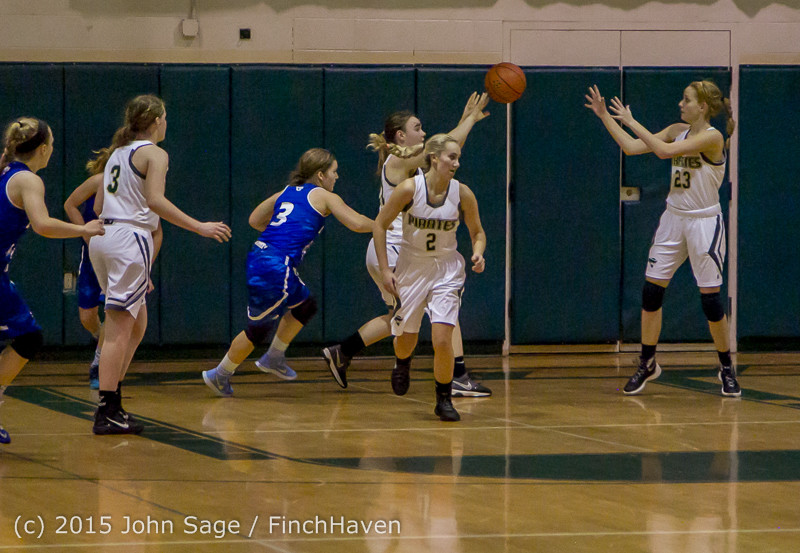 22492 Girls Varsity Basketball v Casc-Chr 020516