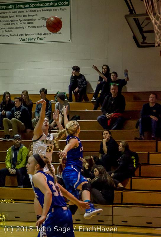 22495 Girls Varsity Basketball v Casc-Chr 020516