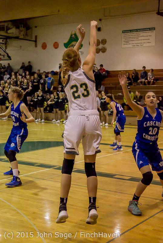 22617 Girls Varsity Basketball v Casc-Chr 020516