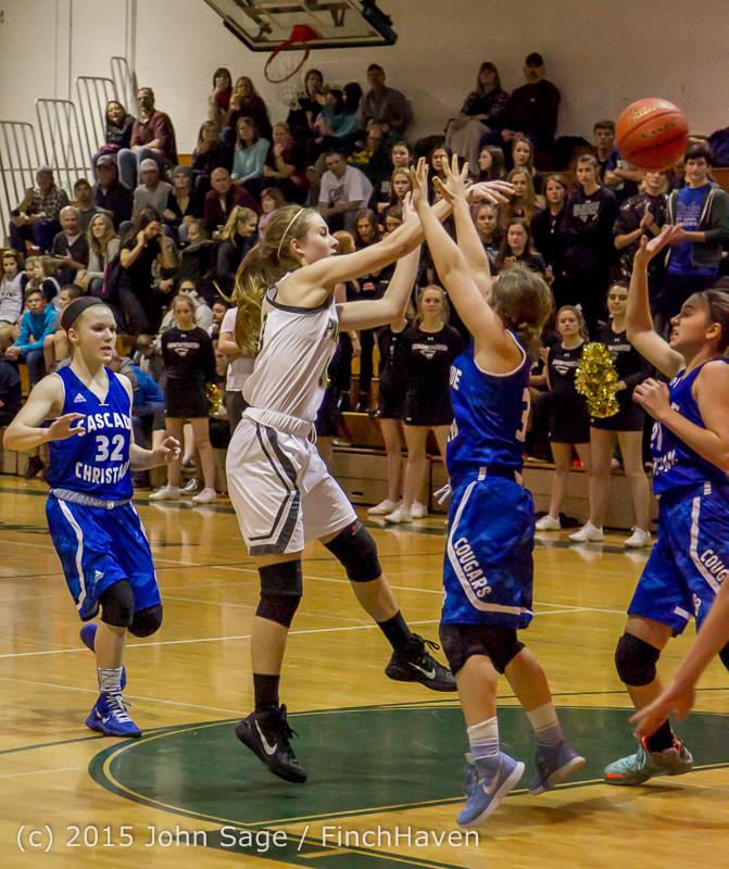 22664 Girls Varsity Basketball v Casc-Chr 020516