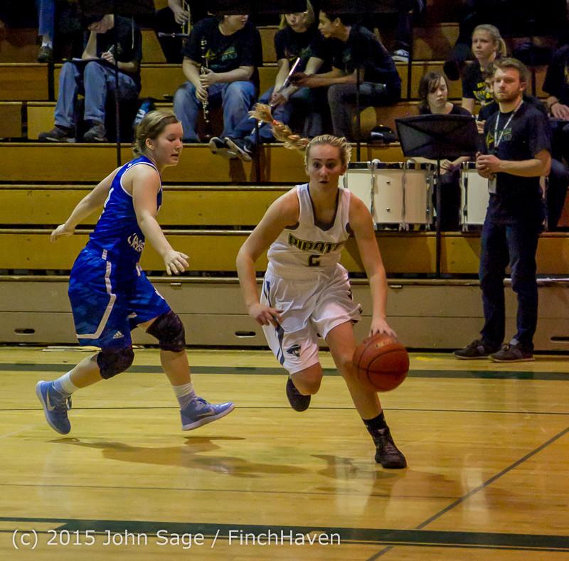 22665 Girls Varsity Basketball v Casc-Chr 020516
