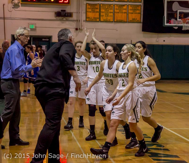 22694 Girls Varsity Basketball v Casc-Chr 020516