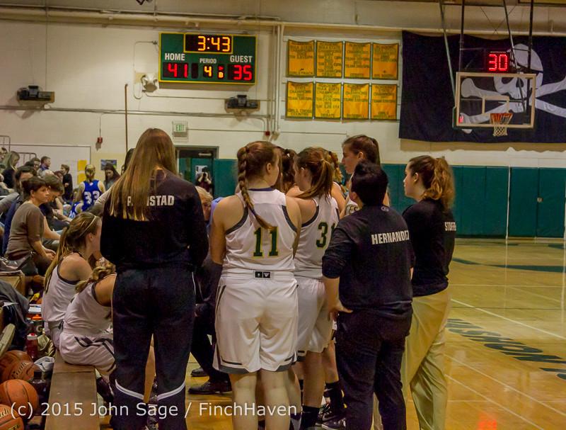 22702 Girls Varsity Basketball v Casc-Chr 020516