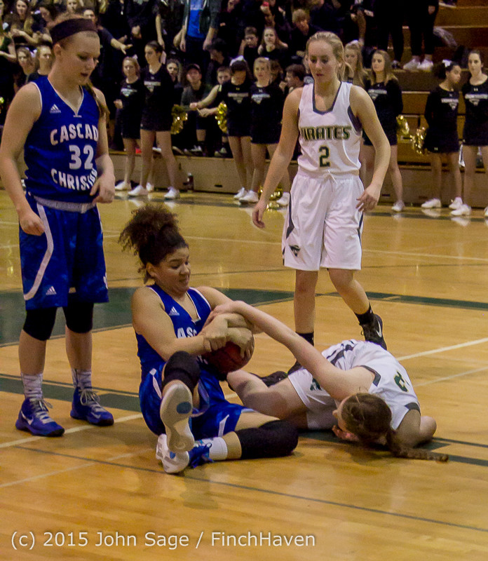 22717 Girls Varsity Basketball v Casc-Chr 020516